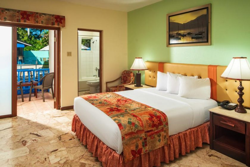 Standard Room Pool View